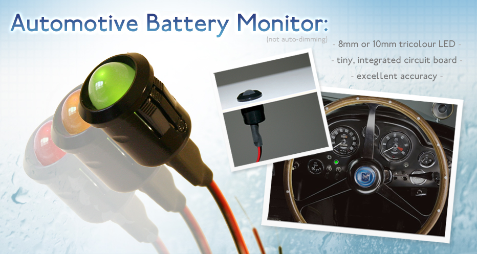 Monsoon Power Monitor : Monsoon battery voltage monitor sparkbright